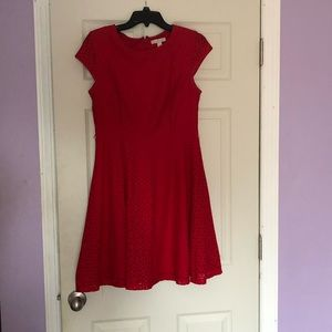Size 12 red dress
